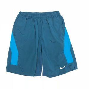 """Nike Dri-Fit Running 8"""" Shorts EUC Men's Medium"""